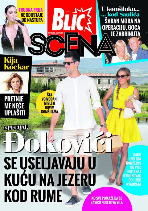 Nova Blic Scena donosi sve detalje useljenja Đokovića u kuću na jezeru kod Rume!