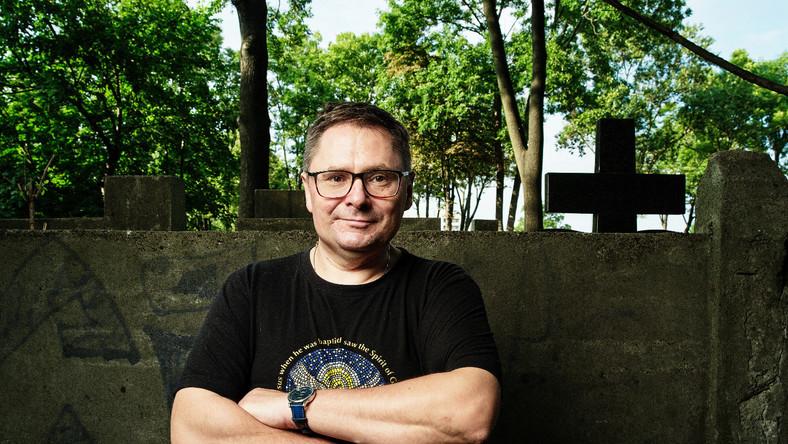 Tomasz Terlikowski fot. Darek Golik