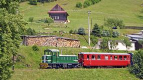 Trasa tego słowackiego pociągu jest naprawdę zaskakująca. Dlaczego?