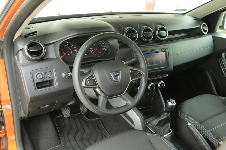 Dacia Duster 1.6 SCe Prestige