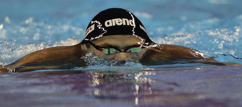 Oussama Mellouli zdobył 15 medali