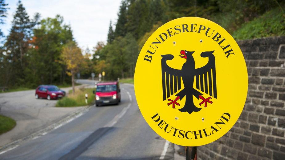 Niemcy: zaostrzone kontrole wz. z nowymi przepisami odnośnie koronawirusa