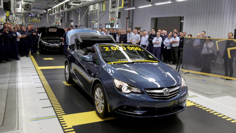 Produkcja holdenów astra i cascada na eksport do Australii i Nowej Zelandii rozpoczęła się w gliwickim zakładzie w lutym 2015. Teraz GM ogłosił, że jego polska fabryka pobiła rekord...