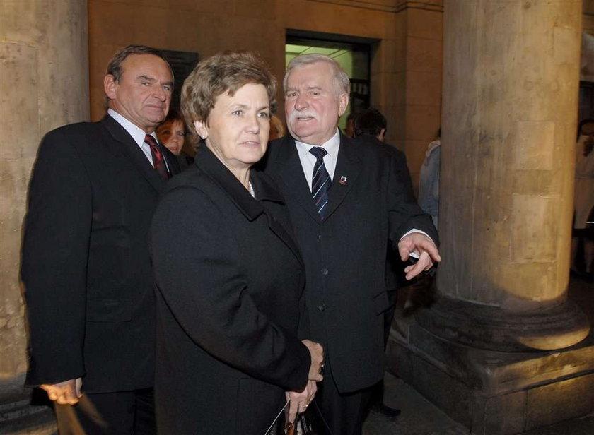 Brodzik zagra żonę Wałęsy? Zobacz, czy są podobne