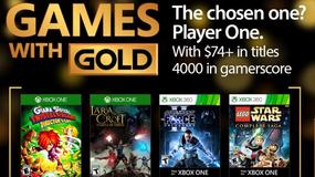 Xbox Games with Gold - oferta na maj 2017