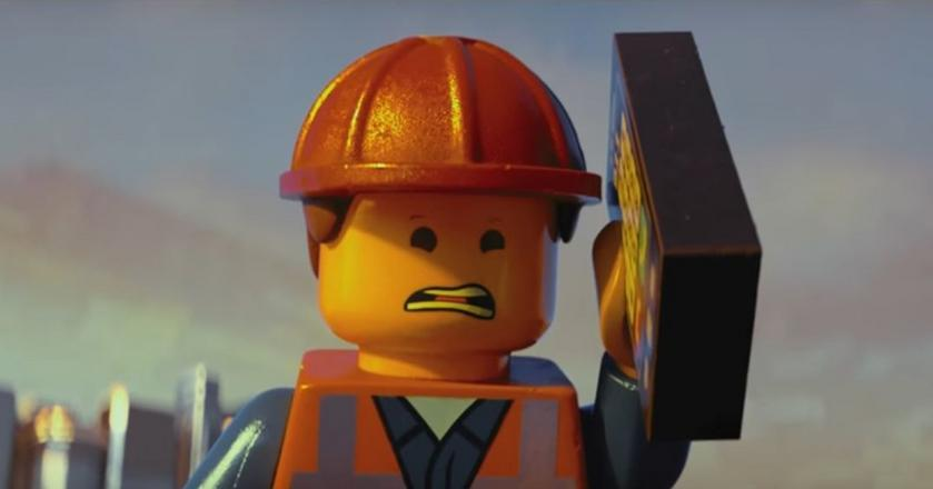 "Bohater filmu ""Lego: Przygoda"""