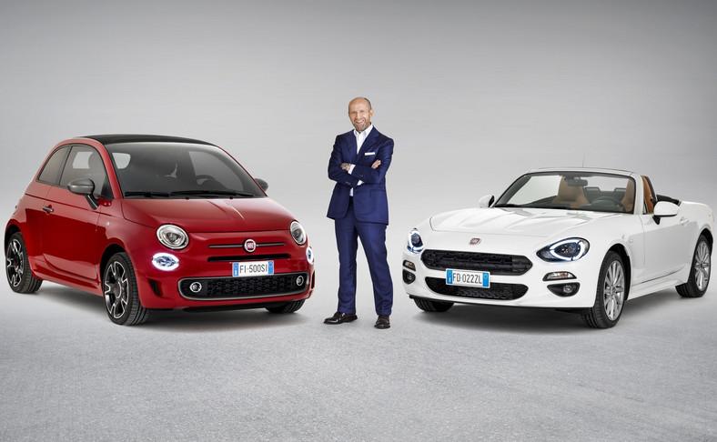 Luca Napolitano, szef marki Fiat na Europę Środkową i Wschodnią