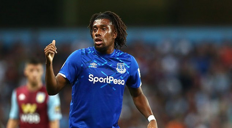 Super Eagles star Alex Iwobi aims to get more goals and assists for Everton