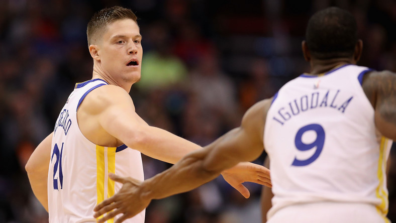 NBA: Golden State Warriors pokonali Houston Rockets