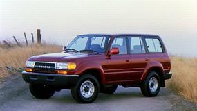 Po Parku Jurajskim jeździły tak naprawdę Toyoty Land Cruiser