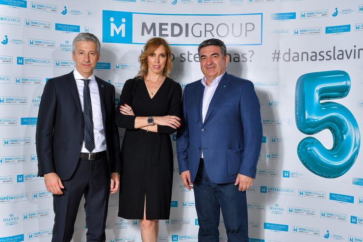 Proslava petog rodjendana MediGroup. jpg