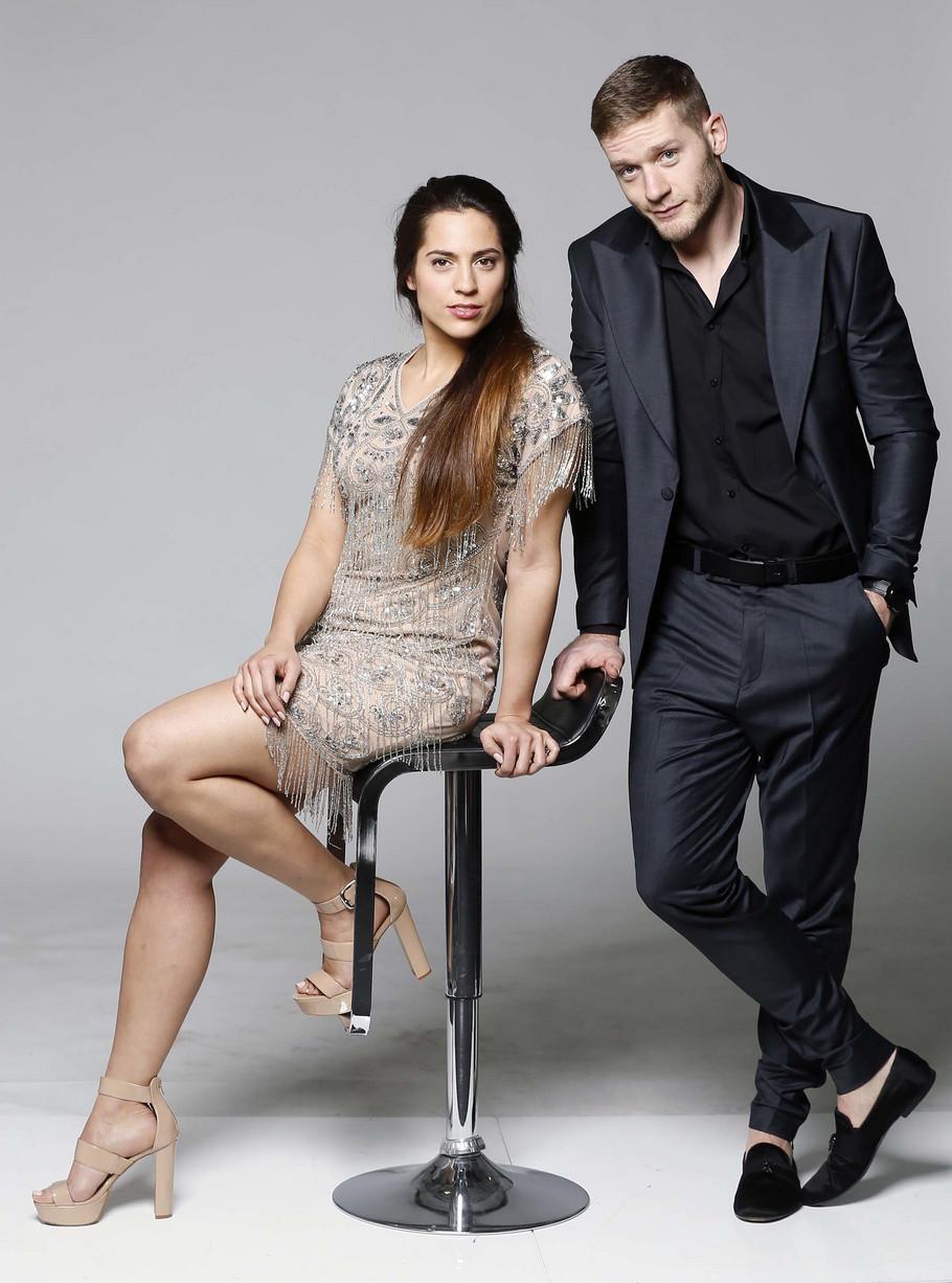 Miona Marković i Aleksandar Radojičić