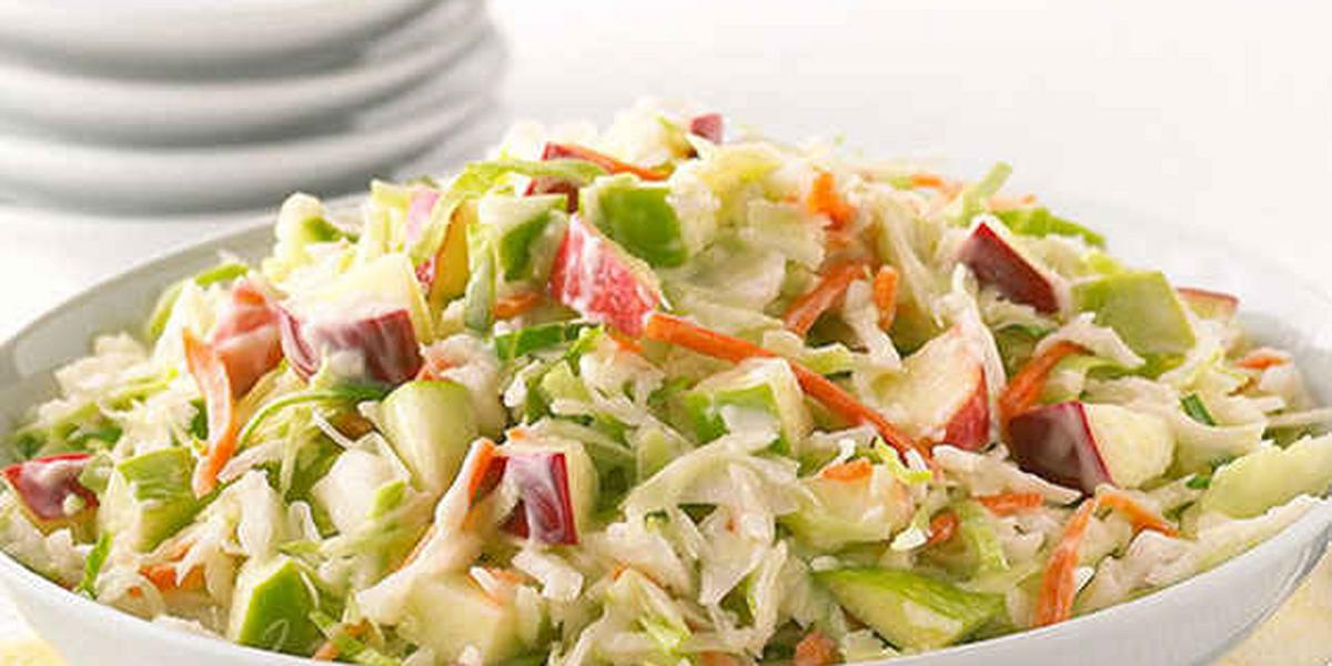 DIY Recipes: How to make an easy Coleslaw