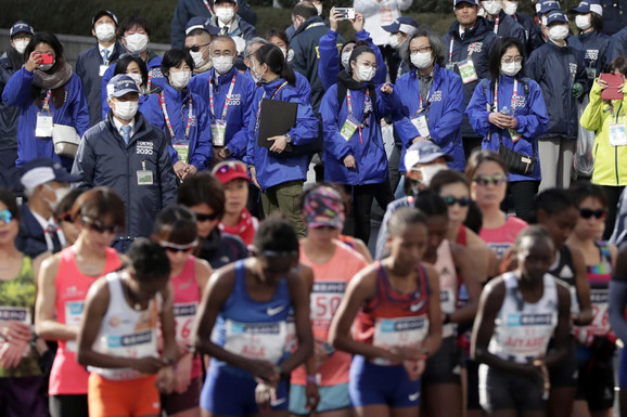 Maraton u Tokiju