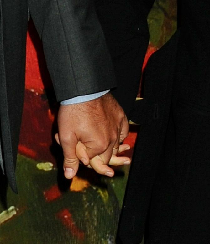Ruka u ruci