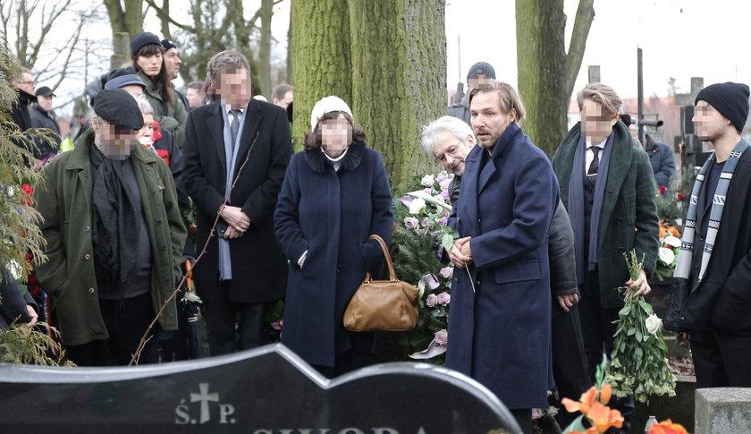 Pogrzeb Andrzeja Żuławskiego