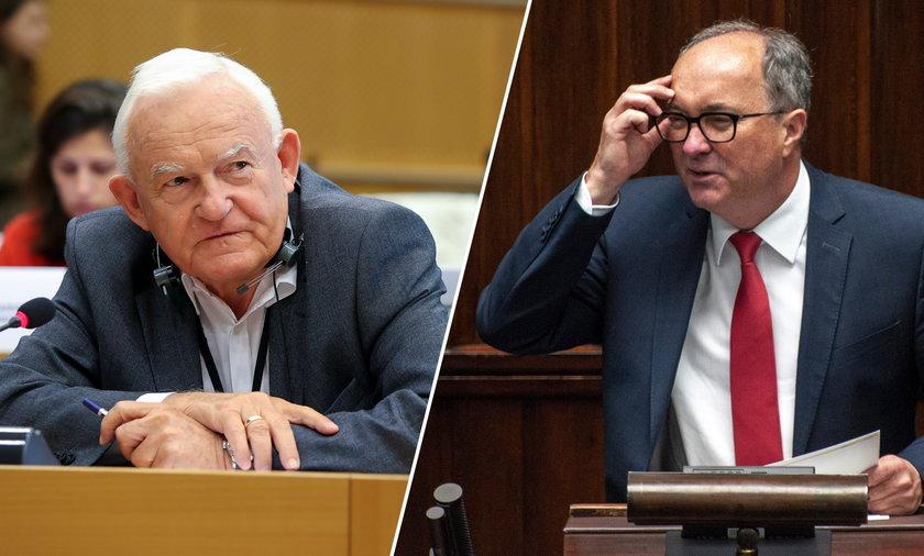 Leszek Miller ostro recenzuje działania szefa Nowej Lewicy Włodzimierza Czarzastego.