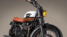"Triumph Bonneville T100 ""Urban Pearl"""