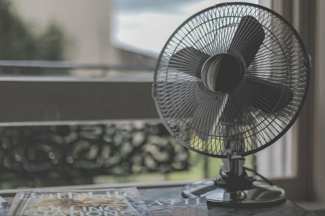 Spavanje sa  ventilatorom nije najsjajnija ideja