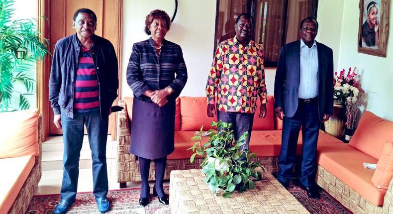 Chungwa iko Imara -Ngilu says after meeting with Raila
