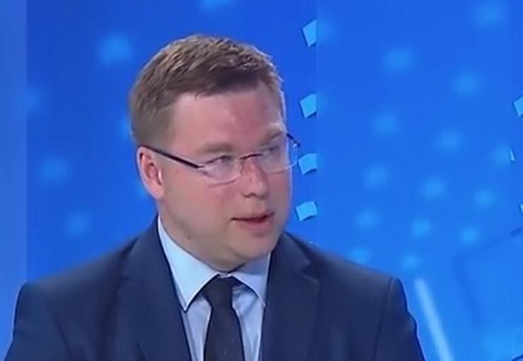 Marko Pavić ministar rada Hrvatske prtscn Youtube