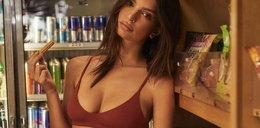 Znana modelka w bikini w sklepie spożywczym. Przegięcie?