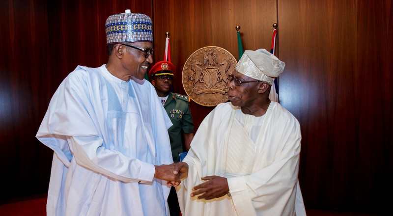 Obasanjo writes Buhari, says insecurity may escalate into a full-blown war
