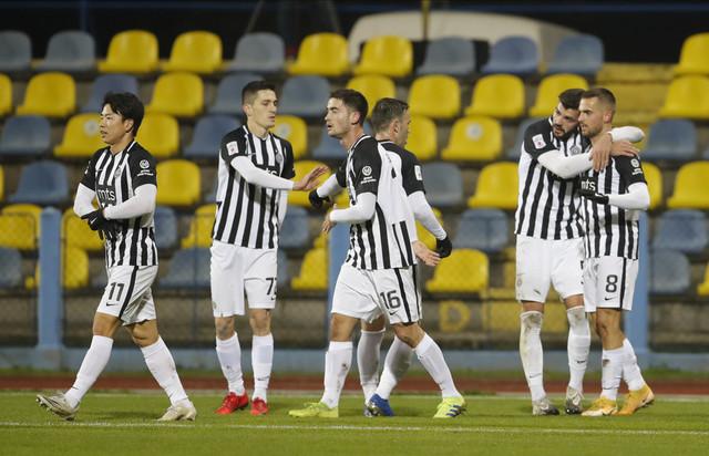 TSC - Partizan