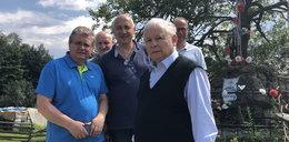 Nowe zdjęcia z Jarosławem Kaczyńskim podbijają internet
