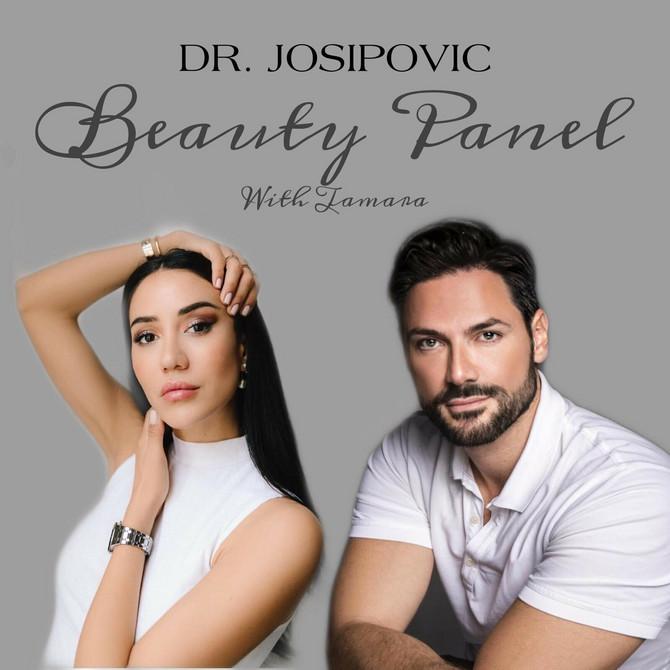 Doktor Nenad Josipović i blogerka Tamara Kalinić