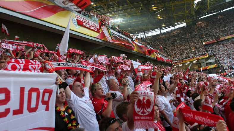 Biało-czerwoni jadą na euro 2008 po zwycięstwo
