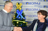 Dragan Šutanovac i Vesna Rakić Vodinelić