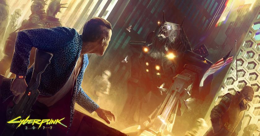 Cyberpunk 2077 to projekt, o którego stanie niewiele wiadomo, dlatego fani łapią każdy skrawek informacji o grze