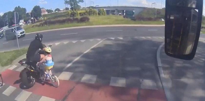 Motocyklista potrącił na pasach 6-latkę. Jest wyrok sądu