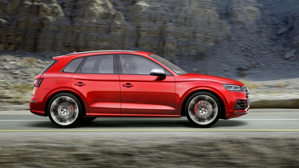 Audi SQ5 - 354 KM i 5.4 s do 100 km/h