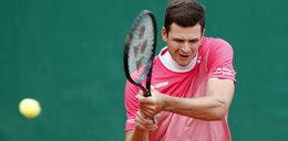 Hurkacz nie zagra z liderem rankingu ATP. Porażka Polaka w Monte Carlo