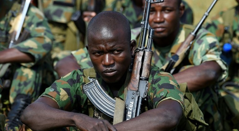 356 soldiers apply for voluntary disengagement, say they've lost interest in the Army