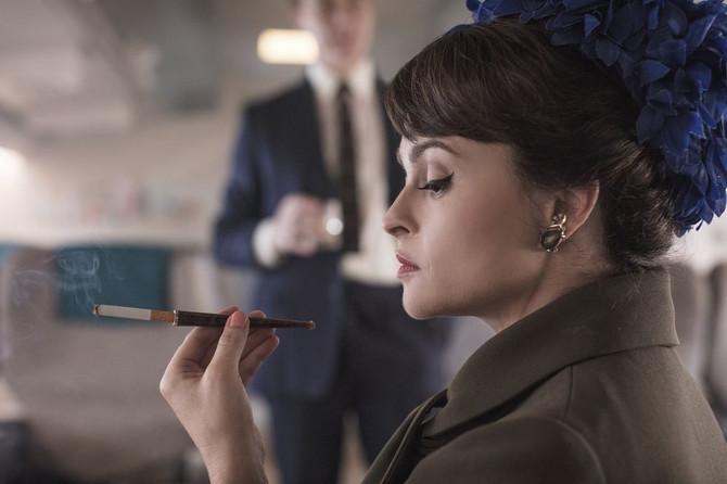 Helena Bonam Karter kao princeza Margaret
