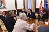 Aleksandar Vučić, Dom lordova Velike Britanije