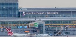 Awaryjne lądowanie samolotu w Warszawie