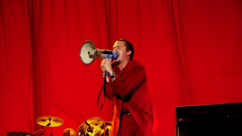 Open'er 2009 - Mike Patton, wulkan energii na scenie