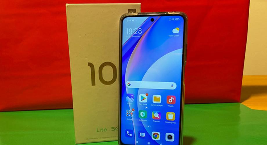 Xiaomi Mi 10 T Lite 5G im Test: 120 Hertz, starker Akku und 5G