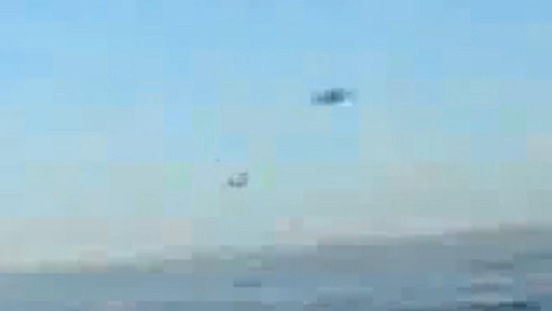 Czy UFO mieszka w oceanie? Zobacz film!