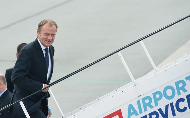 Donald Tusk. Fot. PAP/Radek Pietruszka
