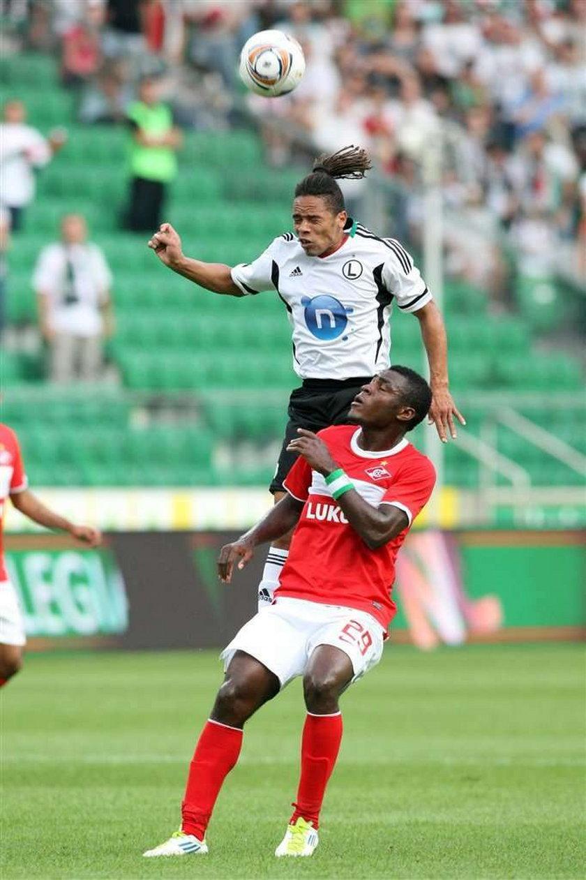 Legia - Spartak