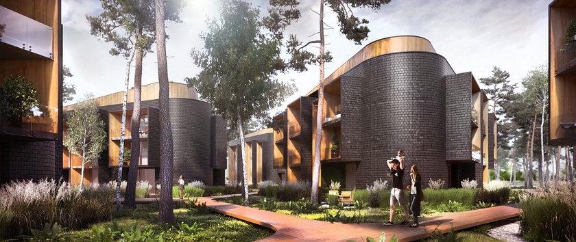 Katowice zapłacą za wstrzymanie budowy aparthoteli na Muchowcu