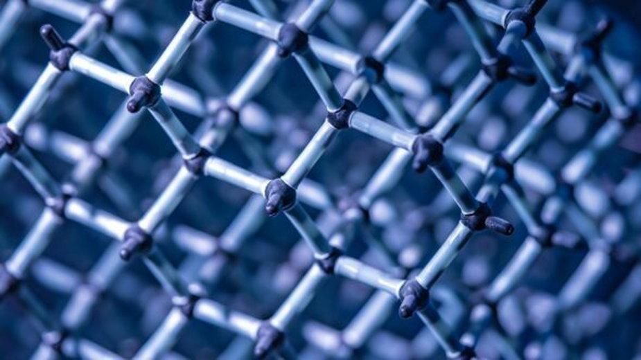 Molekuła wody, z której można pozyskać wodór. Fot. Freepik