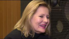"""Grażyna Szapołowska o karierze muzycznej. """"Chciałam przekupić wnuczkę, by nauczyła mnie śpiewać"""""""