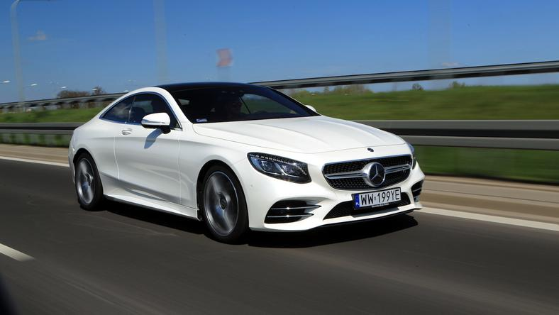 Mercedes S 560 Coupe 4Matic