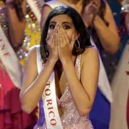 Oto nowa Miss World. Ładna?